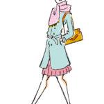 モデルのようにかわいく♡【2017春夏コーデ】